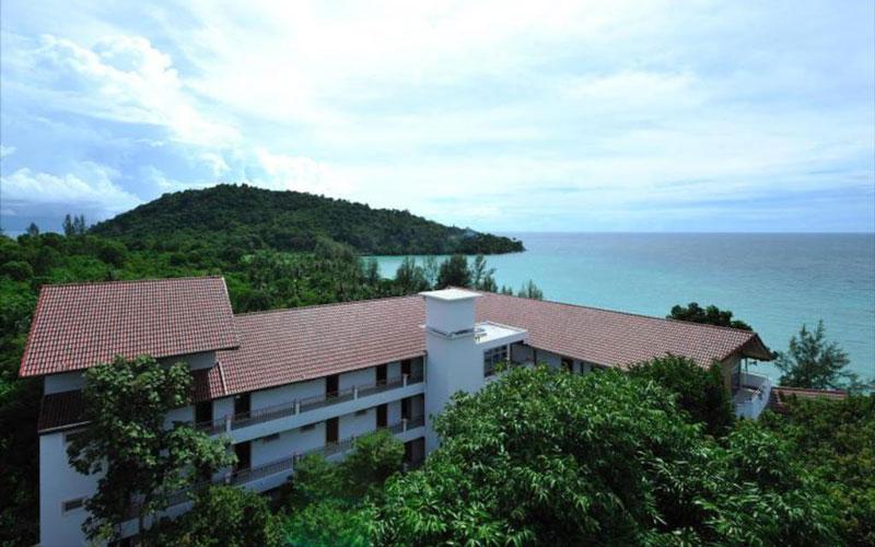 هتل Tri Trang Beach Resort Phuket