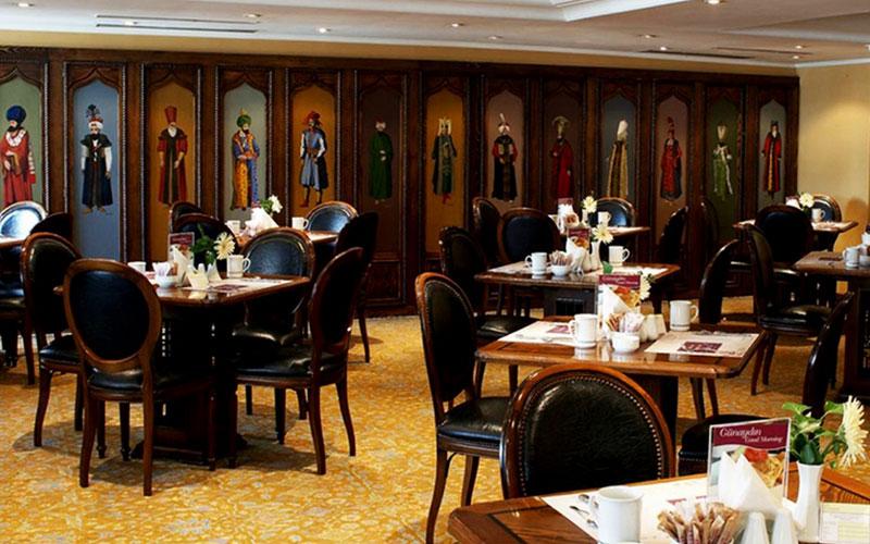 هتل Anemon Hotel Izmir