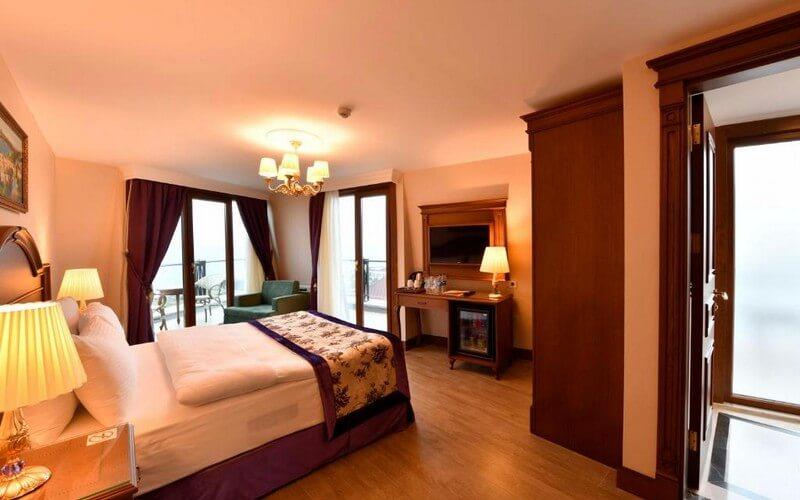 هتل GLK PREMIER Sea Mansion Suites and Spa Istanbul