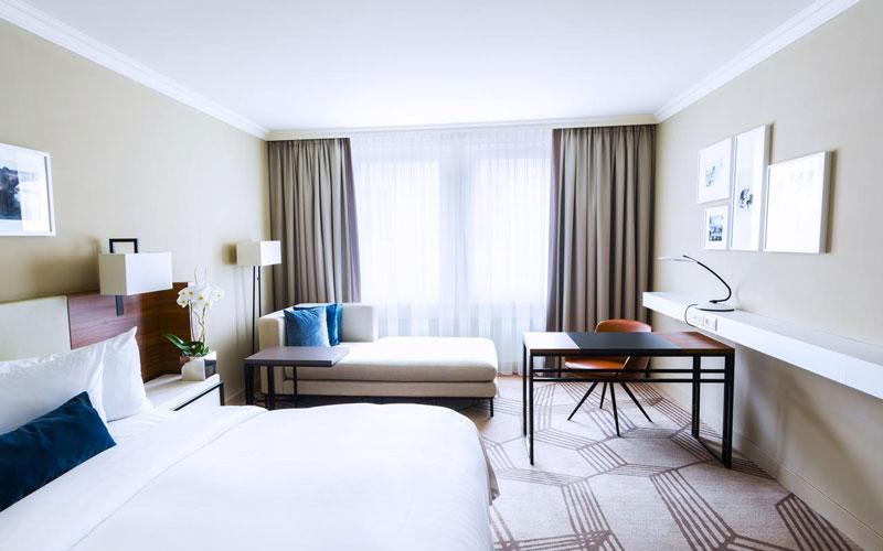 هتل ماریوت پراگ