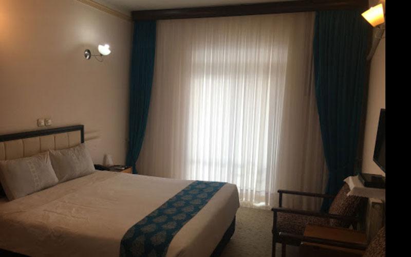 هتل جهانگردی چلندر نوشهر