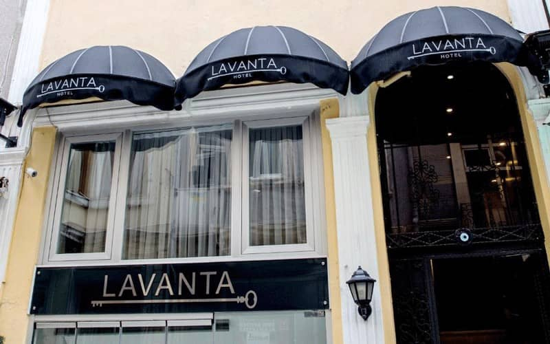 هتل Lavanta Hotel Istanbul