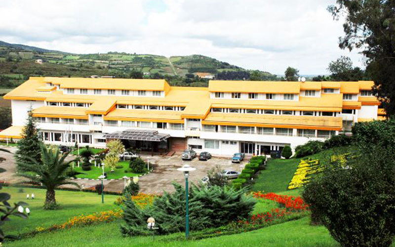 هتل سالار دره ساری