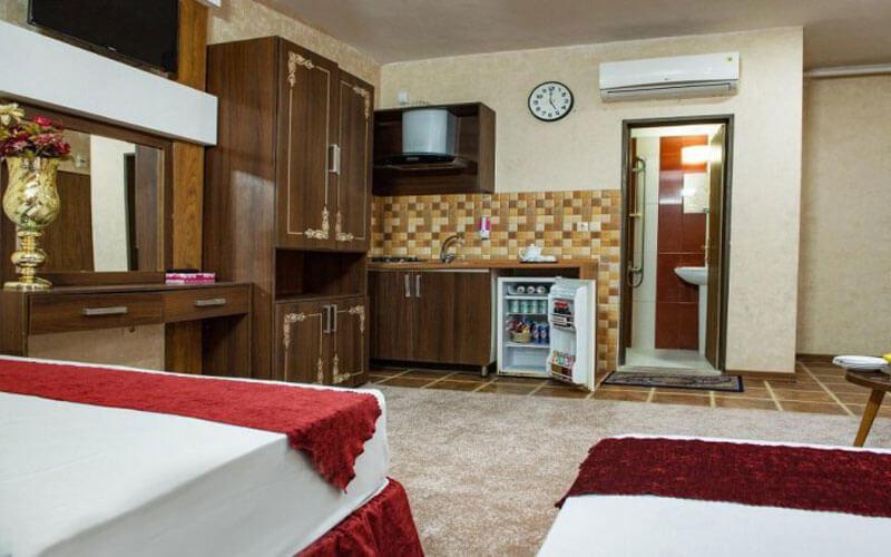 هتل آپارتمان داوود مشهد