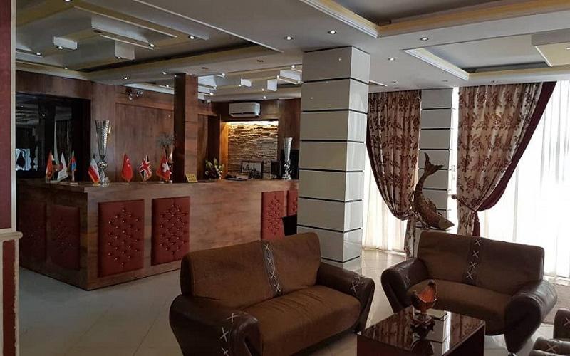 هتل نگارستان مشهد