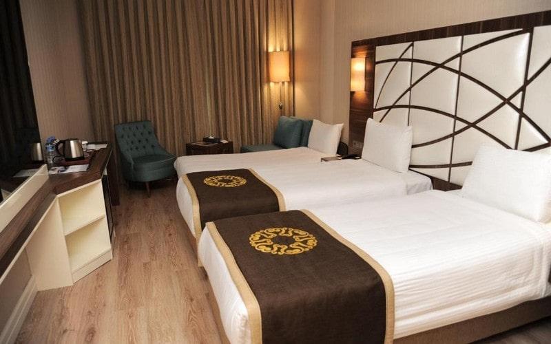 هتل The Grand Mira Business Hotel Istanbul