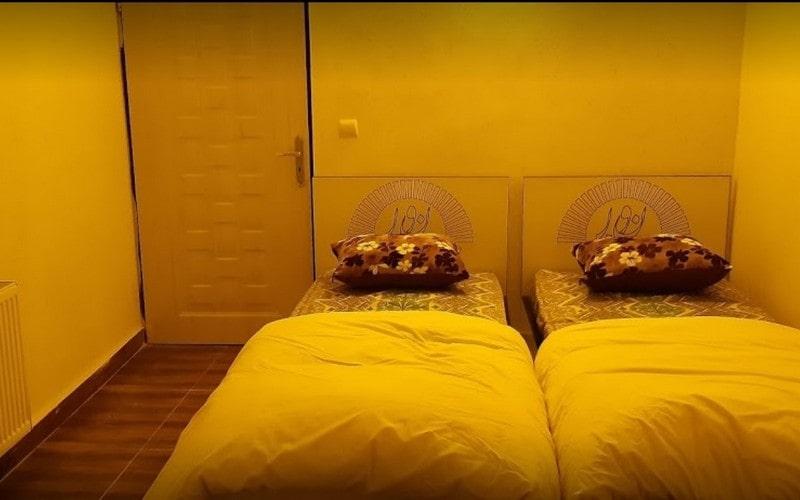 هتل آپارتمان نور آستارا