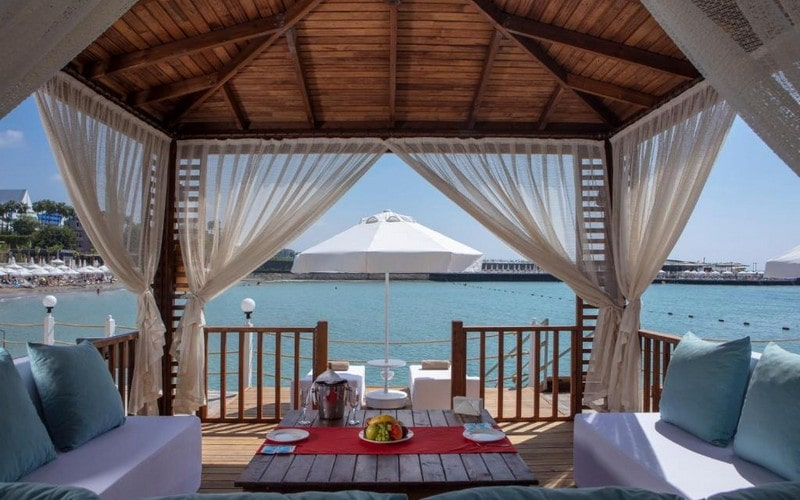 هتل Mylome Luxury Hotel & Resort Alanya