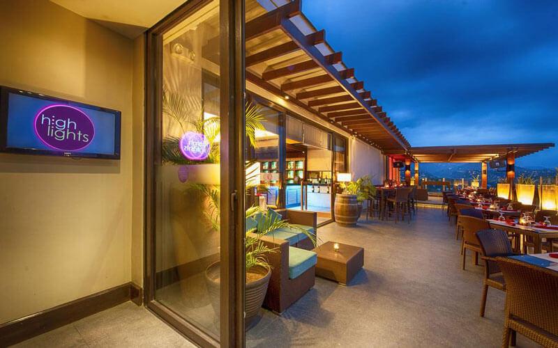 هتل Harolds Hotel Cebu