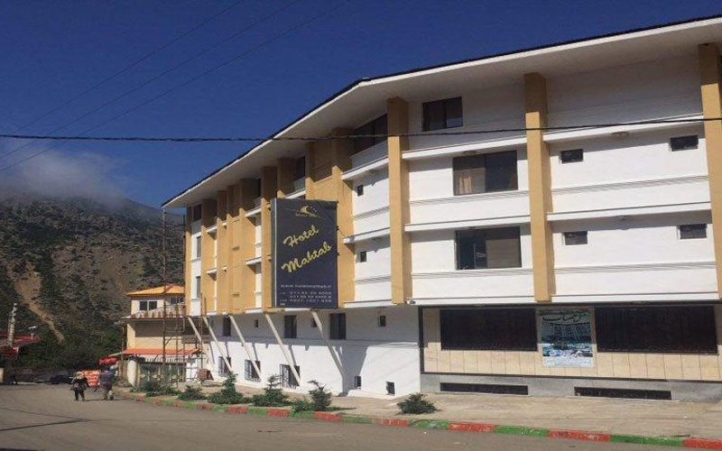 هتل مهتاب جواهرده رامسر