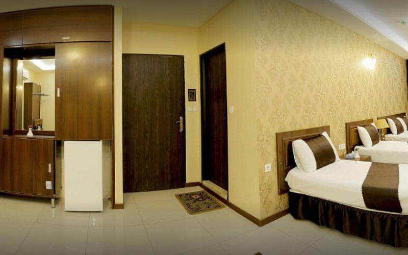 هتل آپارتمان تابش مشهد