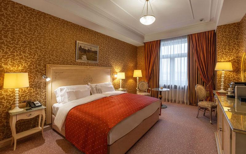 هتل رادیسون کالکشن مسکو