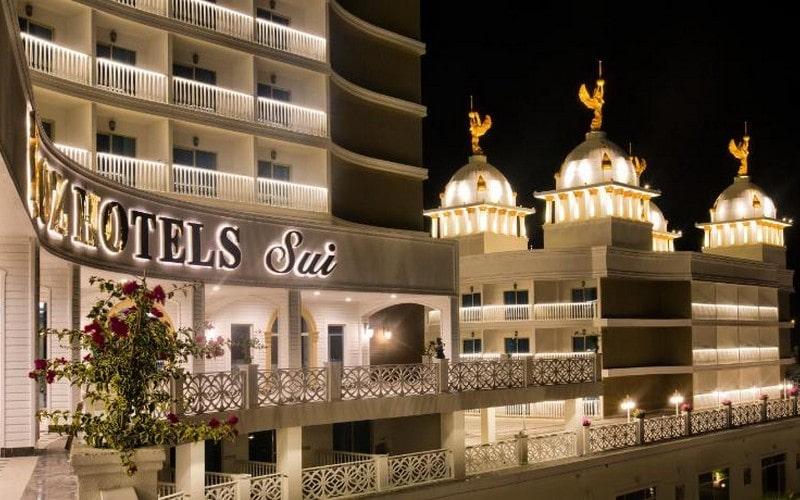 هتل Oz Hotels Sui Resort Alanya