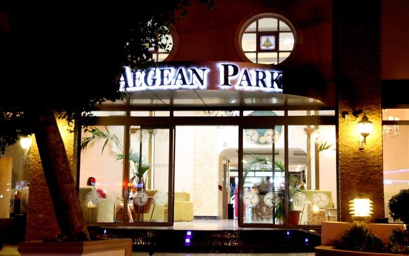 هتل آجین پارک مارماریس