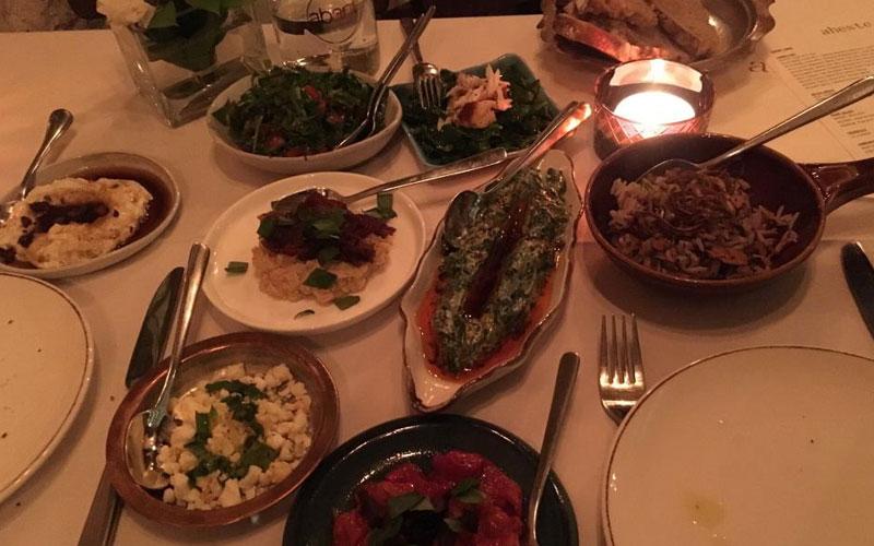 رستوران آهسته استانبول