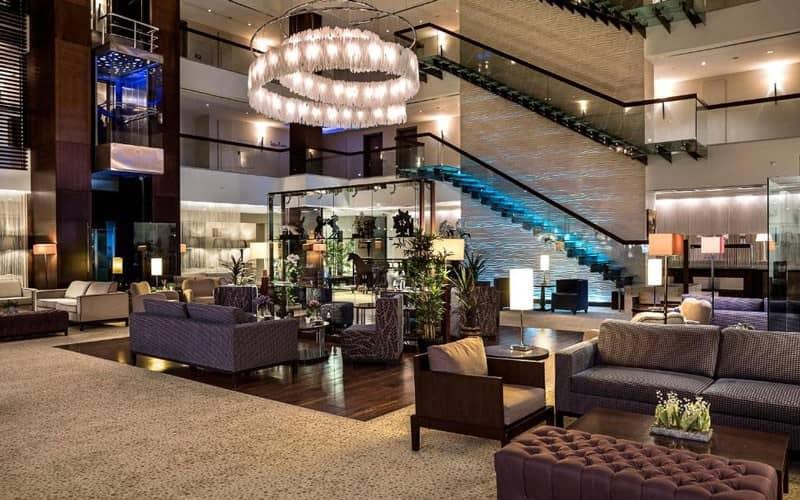هتل Agaoglu My City Hotel Istanbul