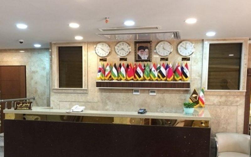 هتل کاظمین قم