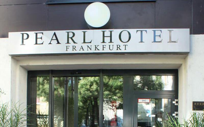 هتل پیرل فرانکفورت