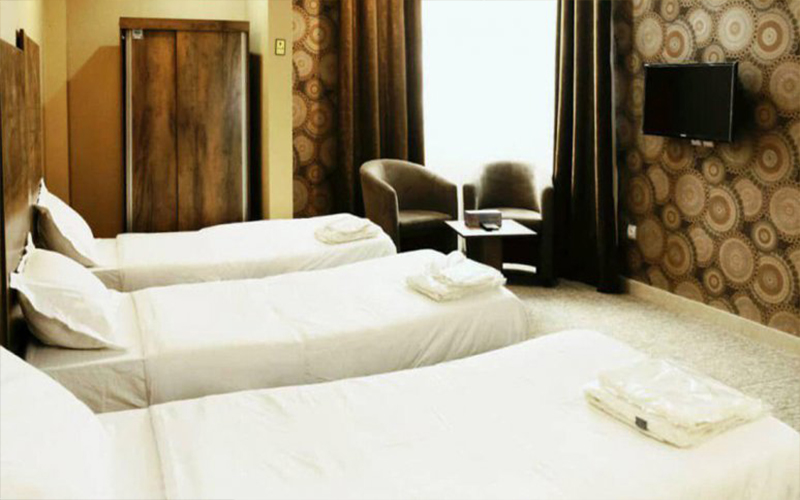 هتل سما ۱ قشم