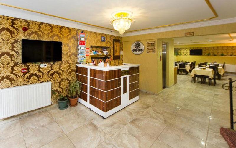 هتل Kadirga Antik Hotel Istanbul