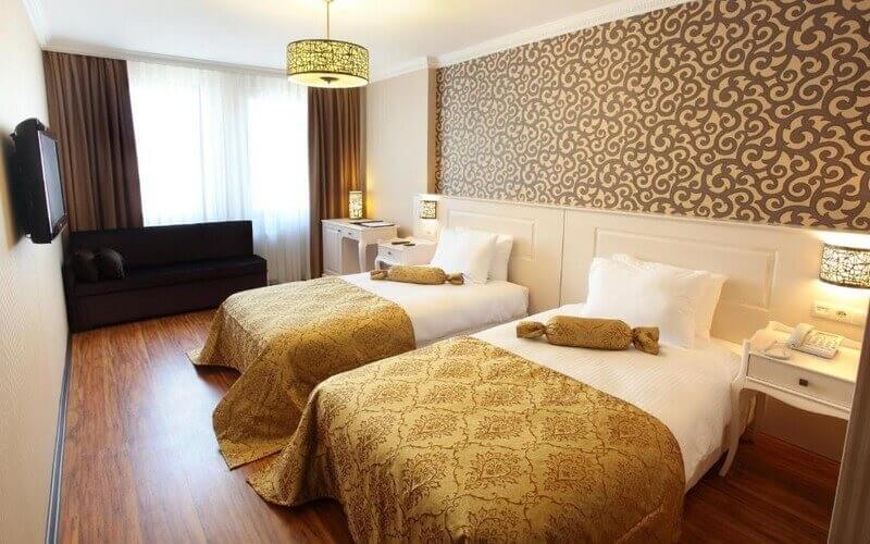 هتل Pera Orient Suites Istanbul