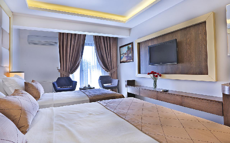 هتل گرند ساگکانلار استانبول