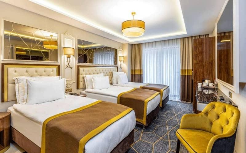 هتل Beethoven Senfoni Hotel Istanbul