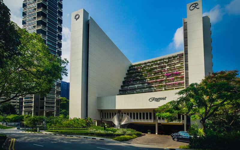 هتل ریجنت سنگاپور