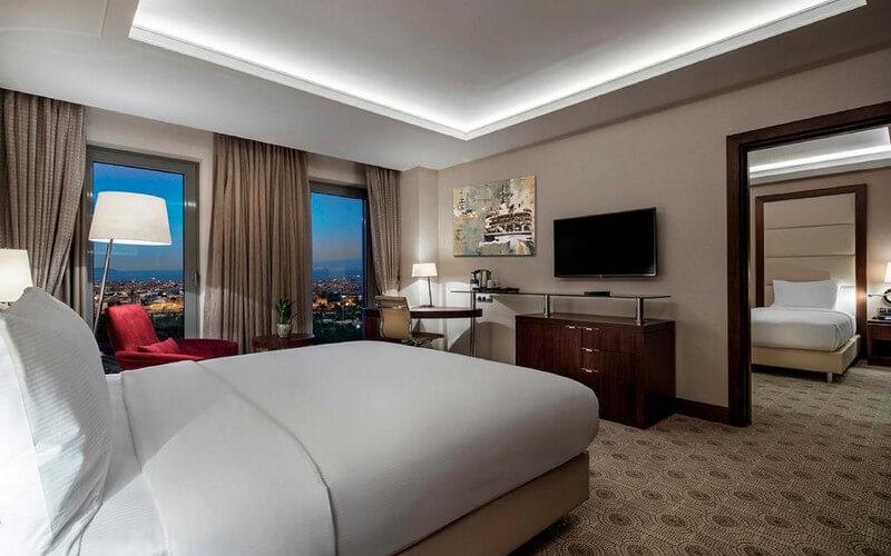 هتل Doubletree By Hilton Topkapi Istanbul