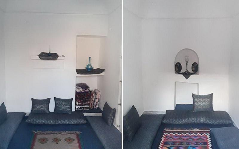 اقامتگاه بومگردی خانه خشتی رفسنجان
