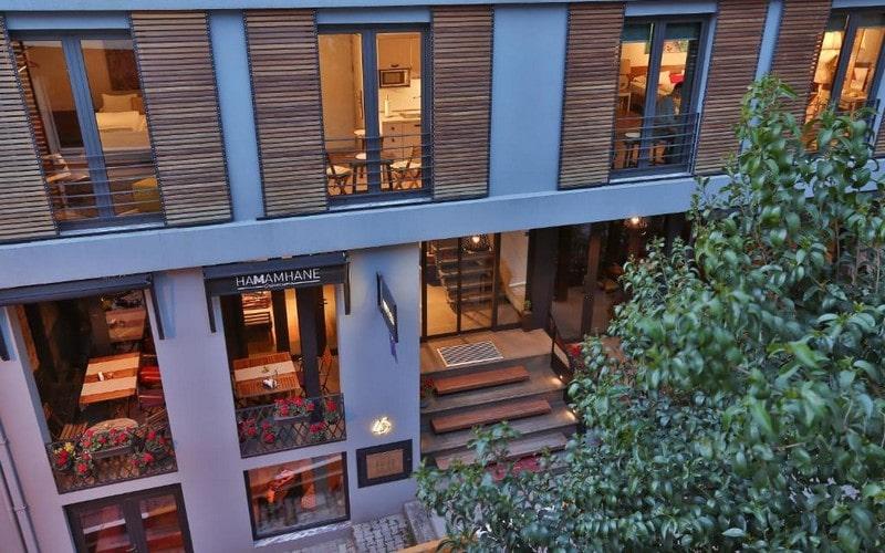 هتل Hammamhane Istanbul