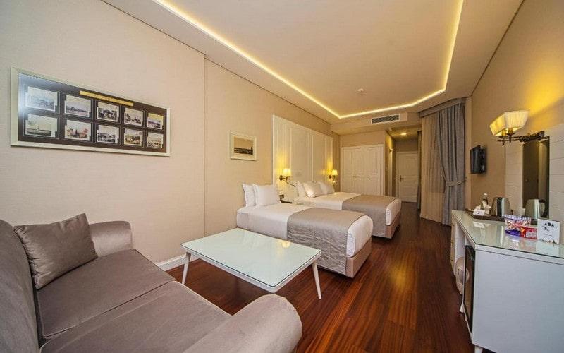هتل Ada Karakoy Hotel Istanbul