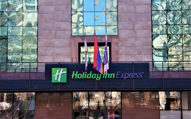 هتل Holiday Inn Express Yerevan
