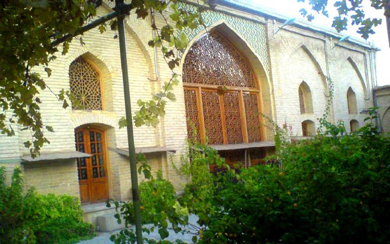 باغ چهل تن شیراز