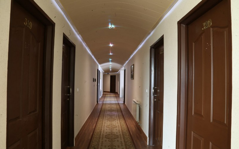 هتل ابوالفضل آستارا