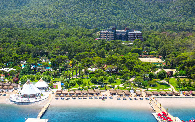 هتل Paloma Foresta Resort Antalya
