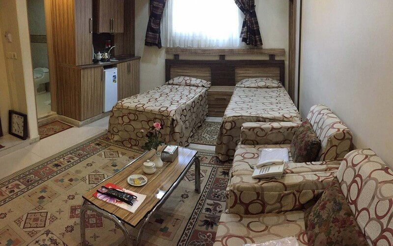 هتل آپارتمان نوین مشهد