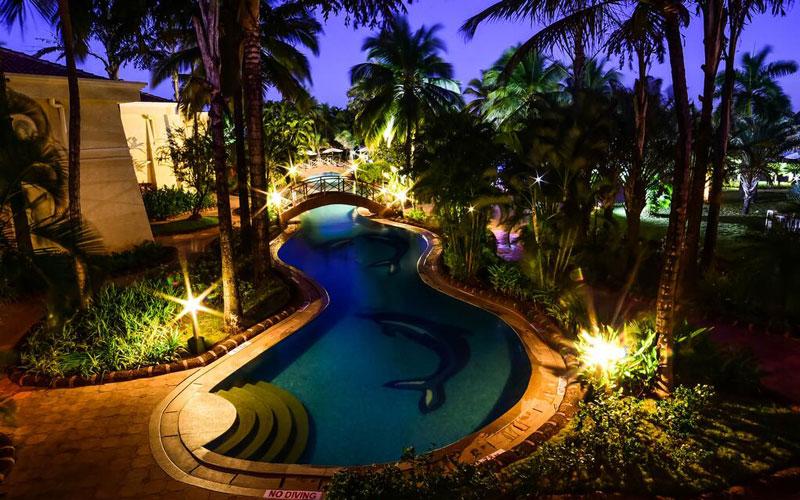 هتل The Zuri White Sands, Goa Resort & Casino