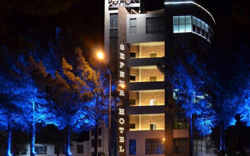هتل سپهر بیرجند