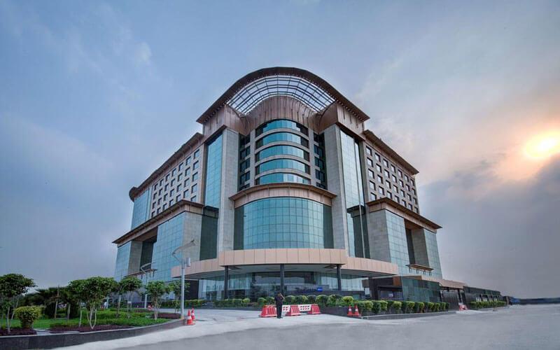 هتل Radisson Blu Kaushambi NCR Delhi