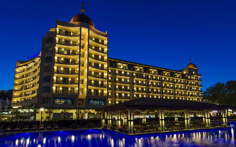هتل ادمیرال وارنا