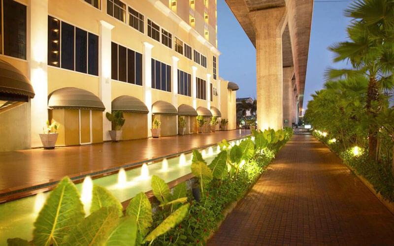 هتل ناسا وگاس بانکوک