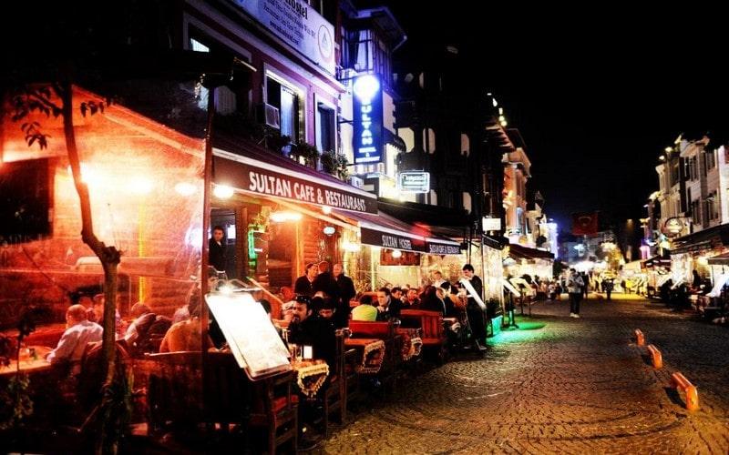 هتل Sultan Hostel & Guesthouse Istanbul
