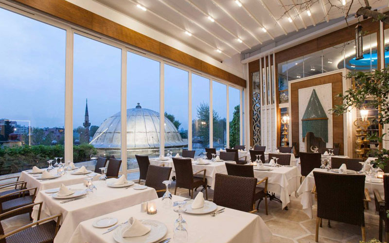 رستوران مطبح استانبول