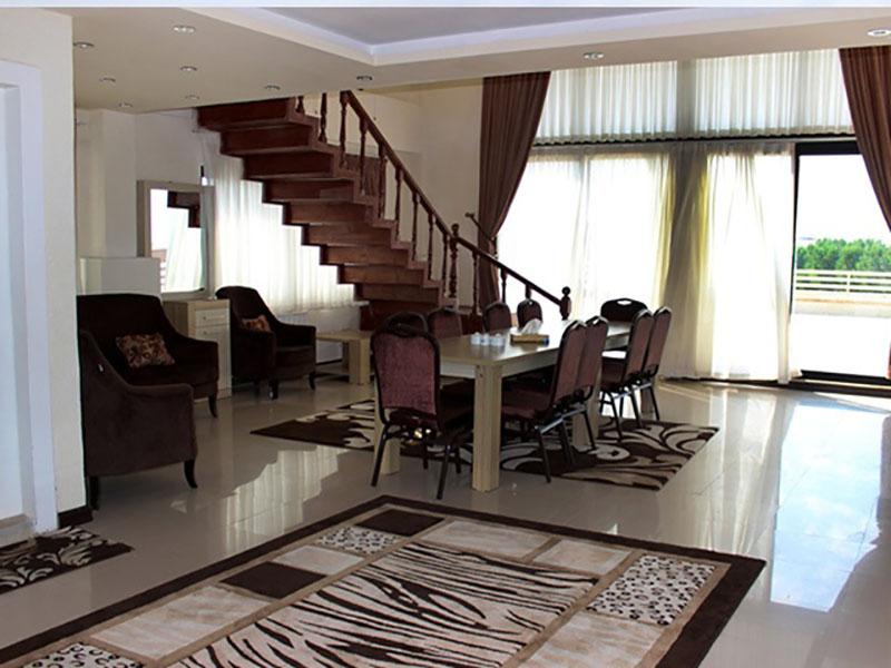 هتل آپارتمان اکسین محمودآباد