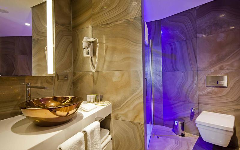 هتل لاساگرادا استانبول