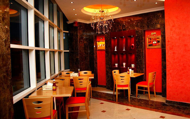 رستوران و قنادی رومیز دبی