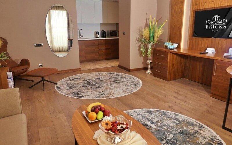 هتل Bricks Hotel Istanbul