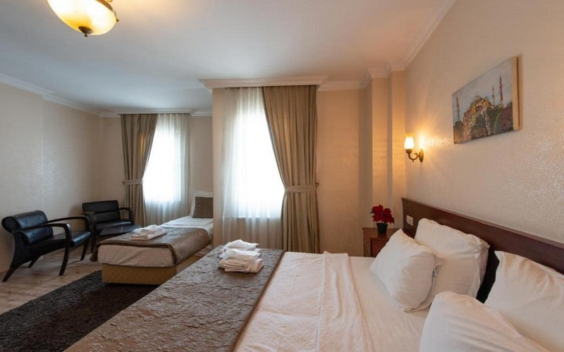 هتل Sultanahmet Cesme Hotel Istanbul