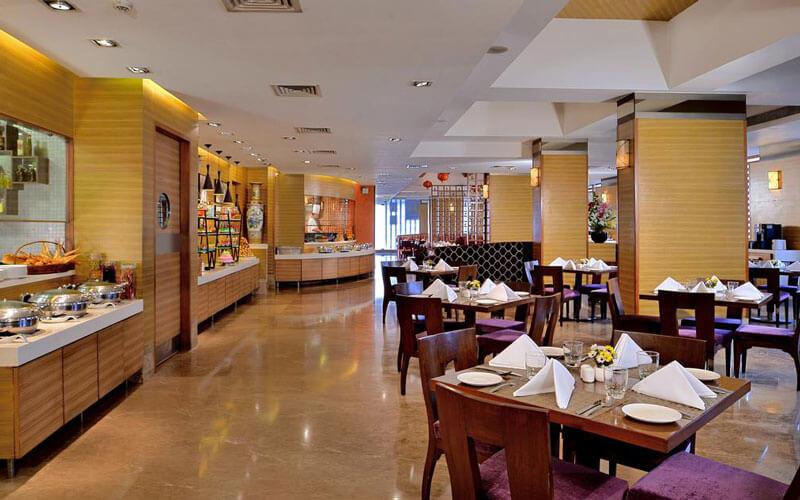 هتل رادیسون گورگان بمبئی